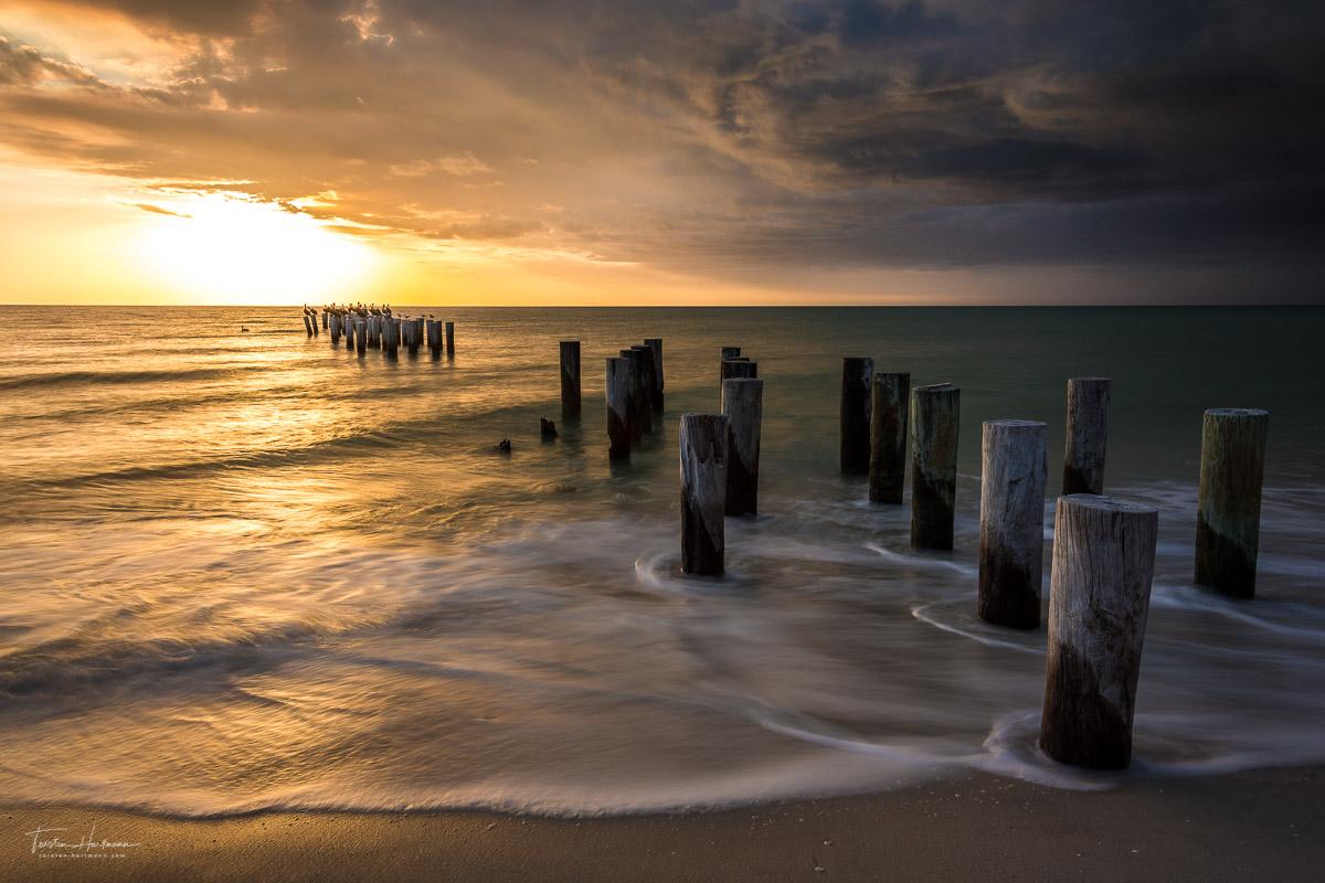 Naples Beach Fotolocation