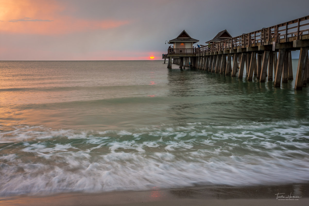 Naples Pier Fotolocation