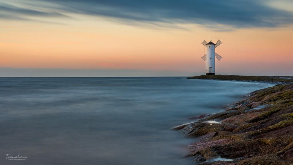 Leuchtturm Swinemuende - Usedom, Polen