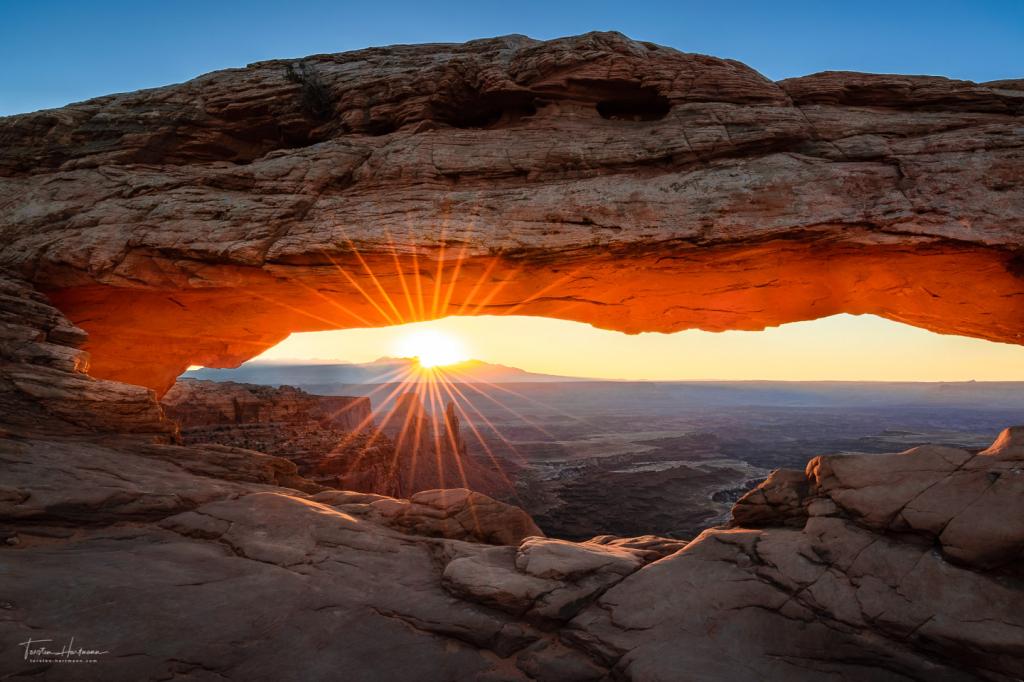 Mess Arch - Utah