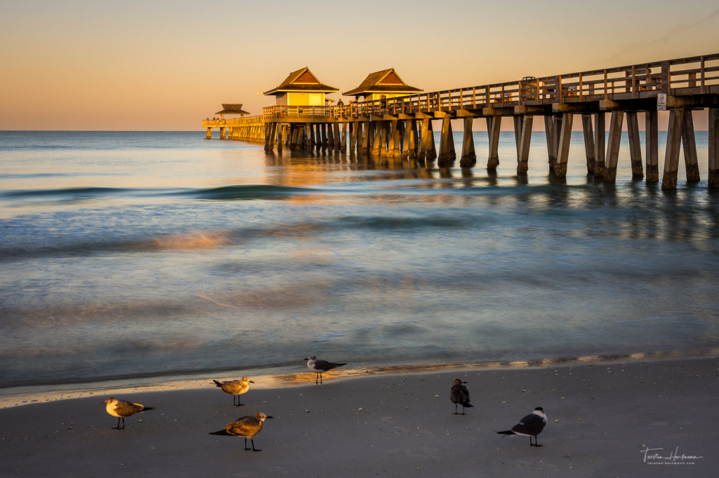 Naples Pier - Florida