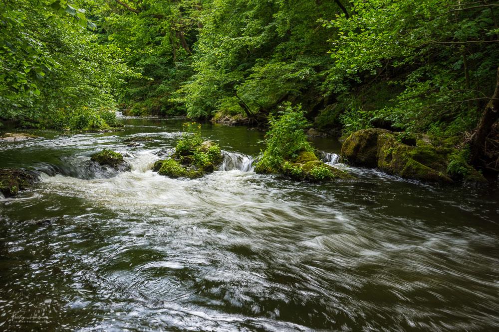 Ohne ND Filter - Effekt Wasser
