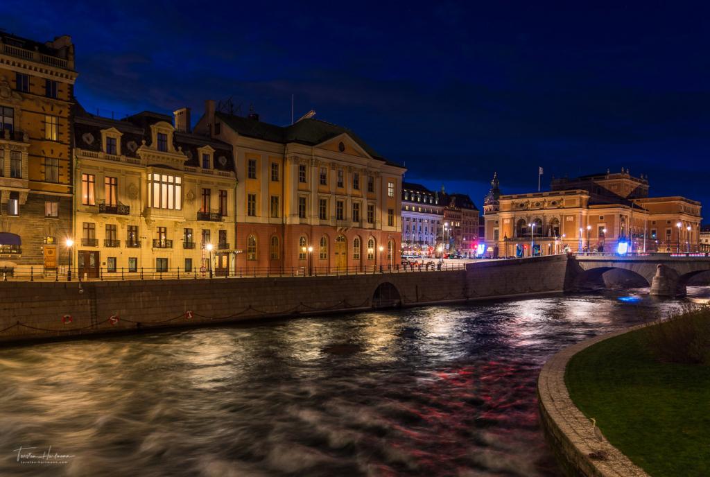 Riksbron Brücke - Stockholm