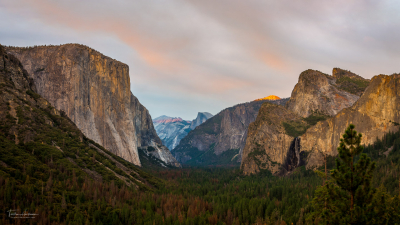 Yosemite Valley - Kalifornien